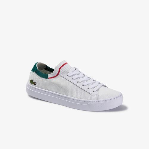 Women's La Piquée Textile Sneakers