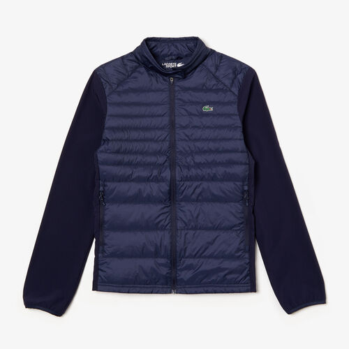 Women's Lacoste Sport Down Technical Golf Jacket