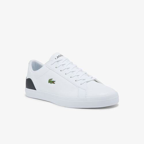 Men's Lerond Leather And Synthetic Sneakers