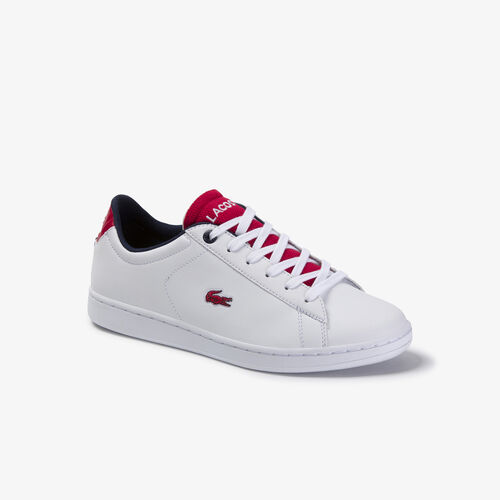 Juniors' Carnaby Evo Lace-up Synthetic And Textile Sneakers