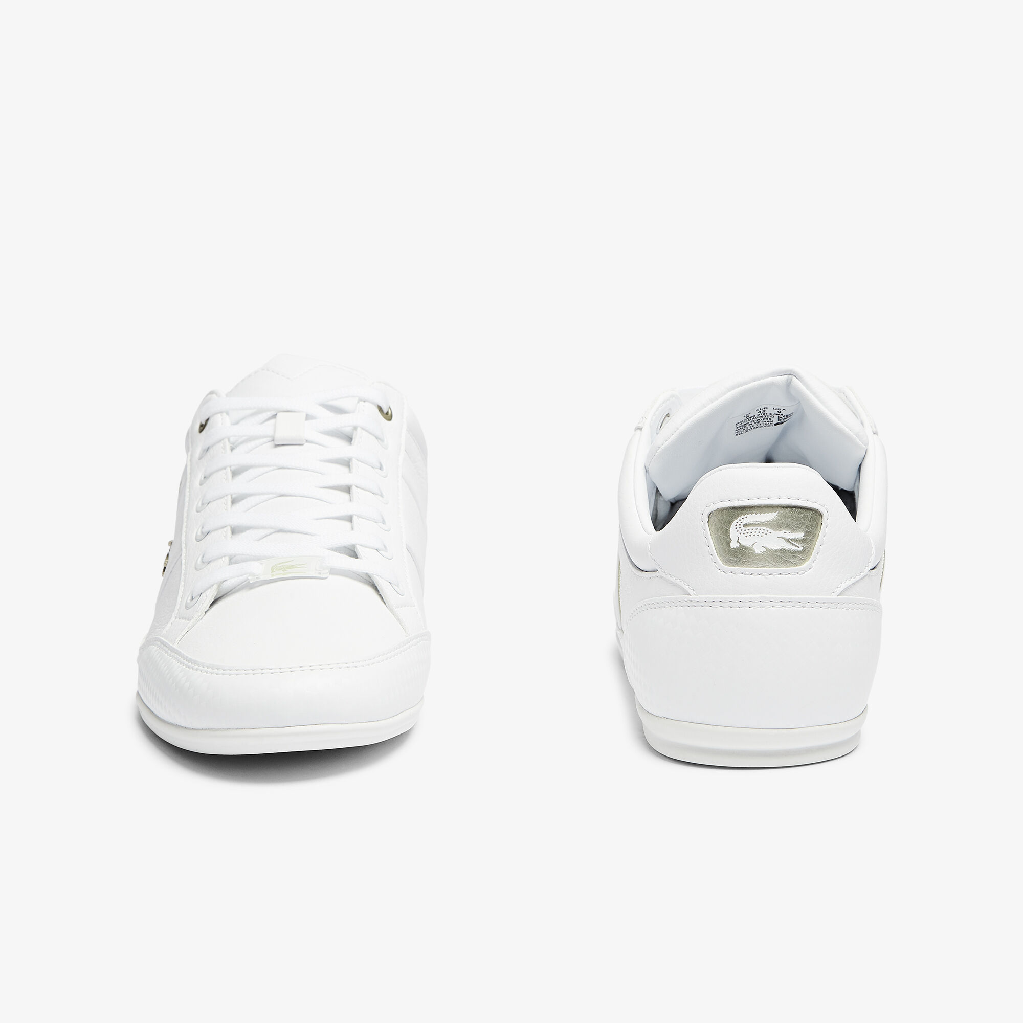 Men's Chaymon Synthetic and Leather Trainers