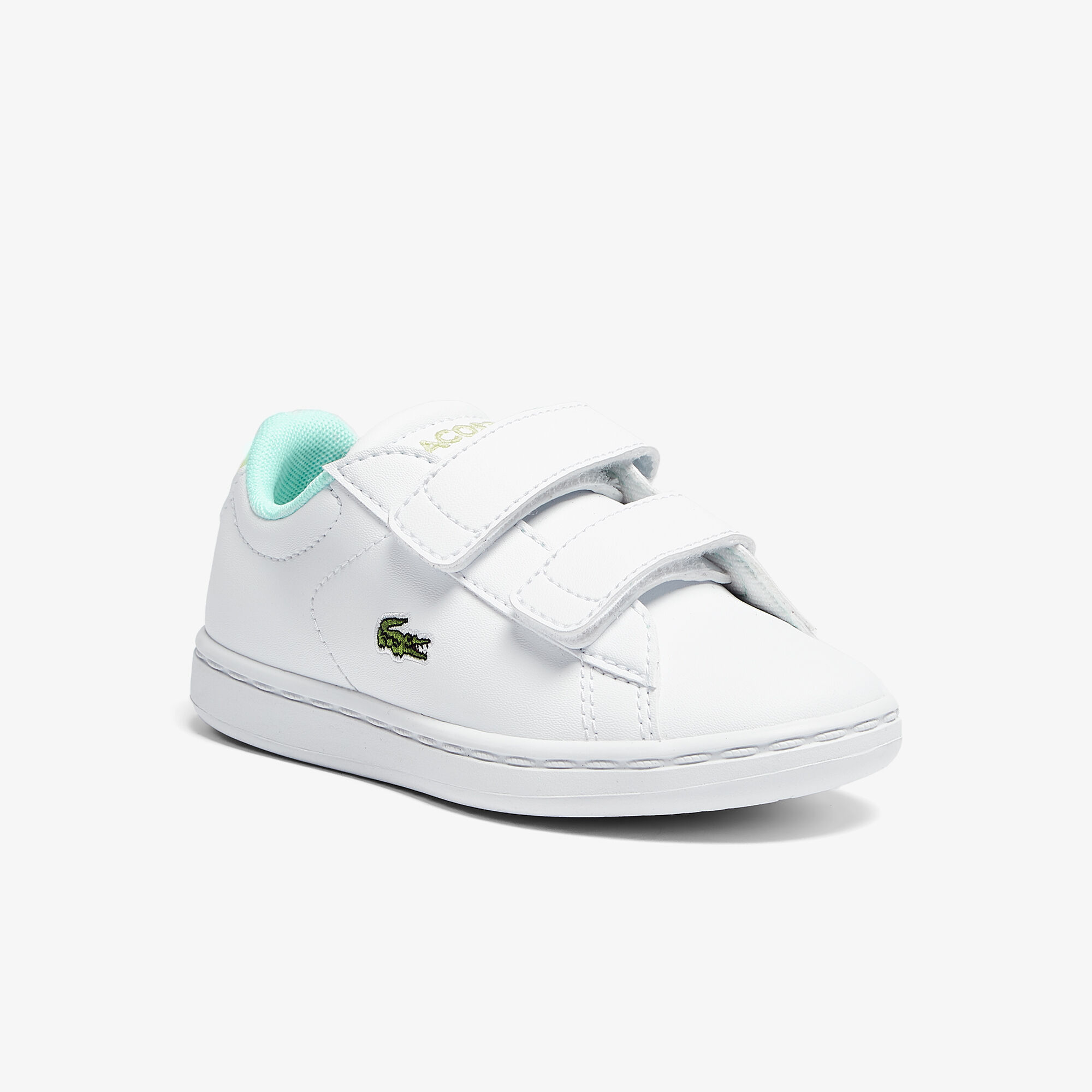 Infants' Carnaby Evo Synthetic Citrus Accent Trainers
