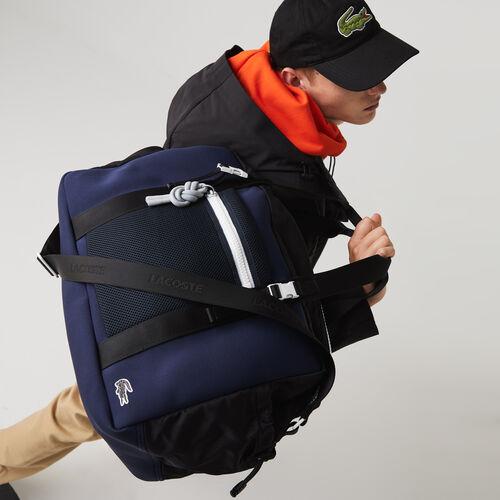 Men's Lacoste Motion Ultra-light Zippered Gym Bag