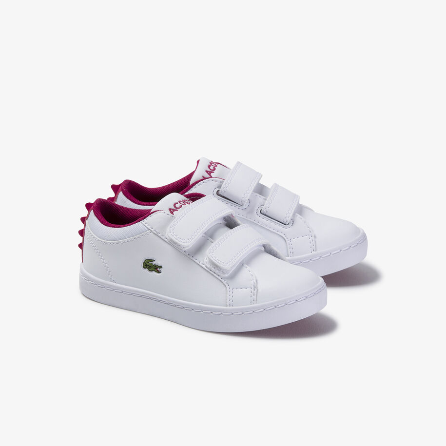 Infants' Straightset Synthetic and Textile Sneakers