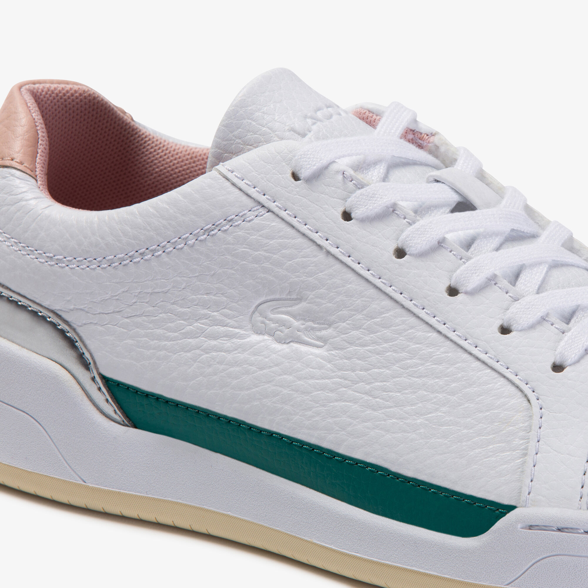 Women's Challenge Tumbled Leather Sneakers