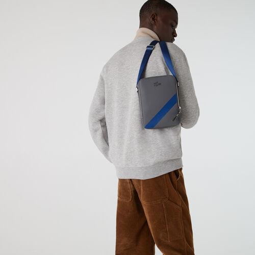 Men's Chantaco Colourblocked Vertical Camera Bag