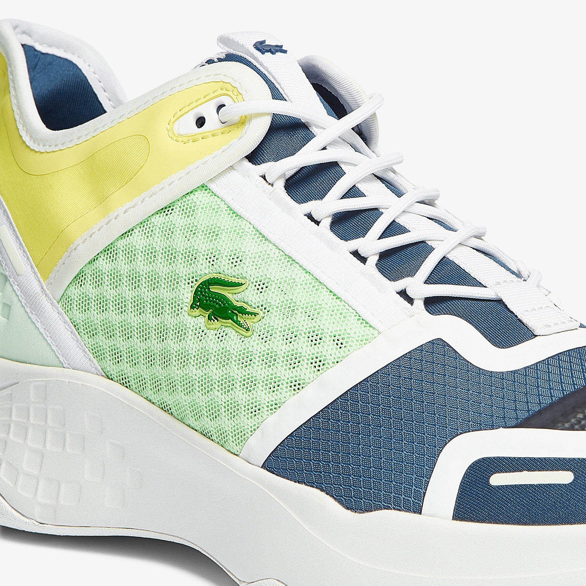 Men's Court-Drive Vantage Citrus-Pop Textile Trainers