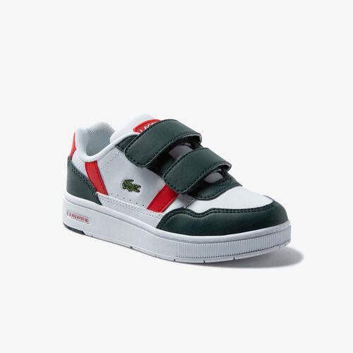 حذاء سنيكرز T-clip Synthetic Color-pop للأطفال