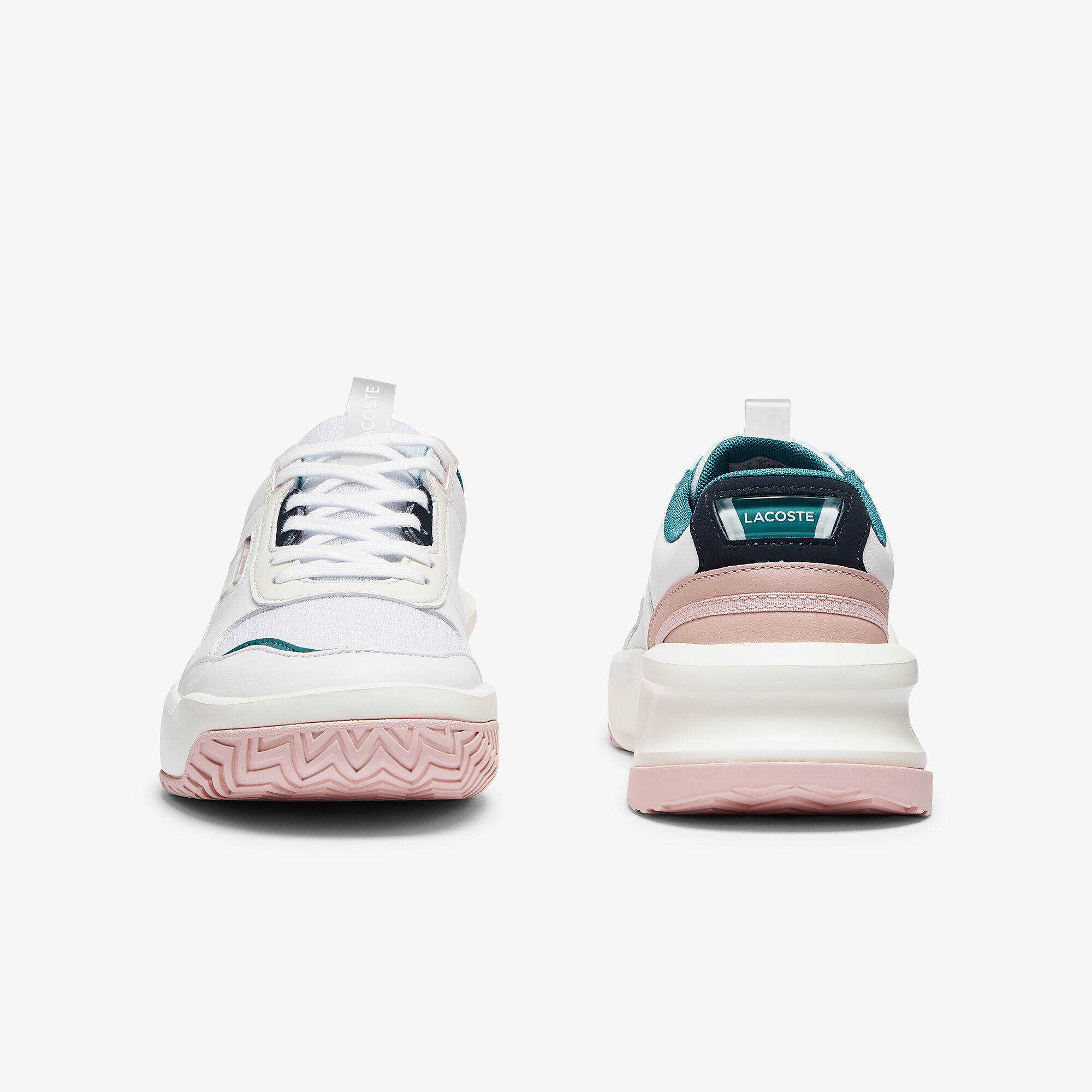 Women's Ace Lift Leather Trainers