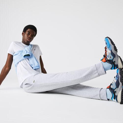 Men's Lacoste Sport Cotton Fleece Tennis Sweatpants