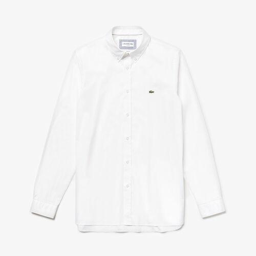 Men's Soft Cotton Poplin Shirt