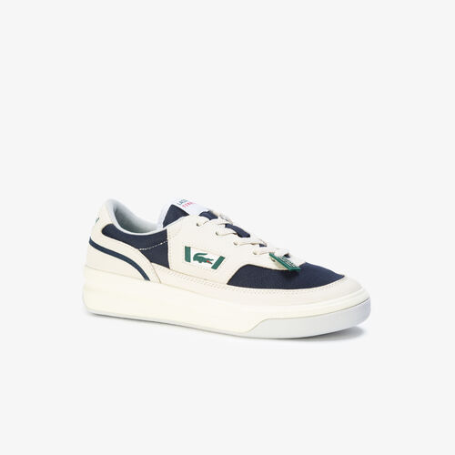 Men's G80 Og Leather And Textile Sneakers