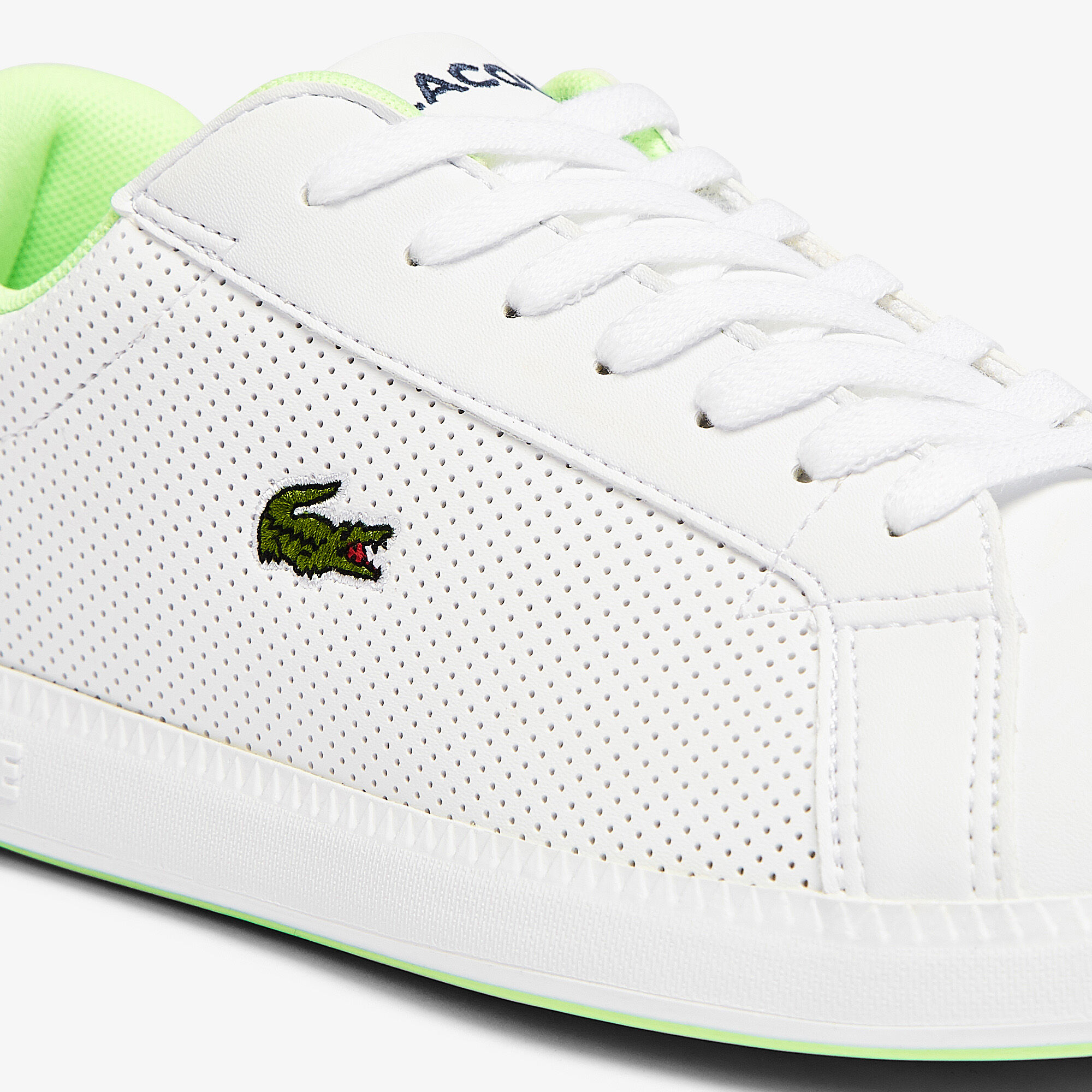 Juniors' Graduate Synthetic Perforated Trainers