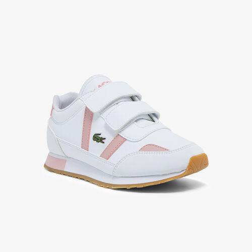 حذاء أطفال من مواد صناعية