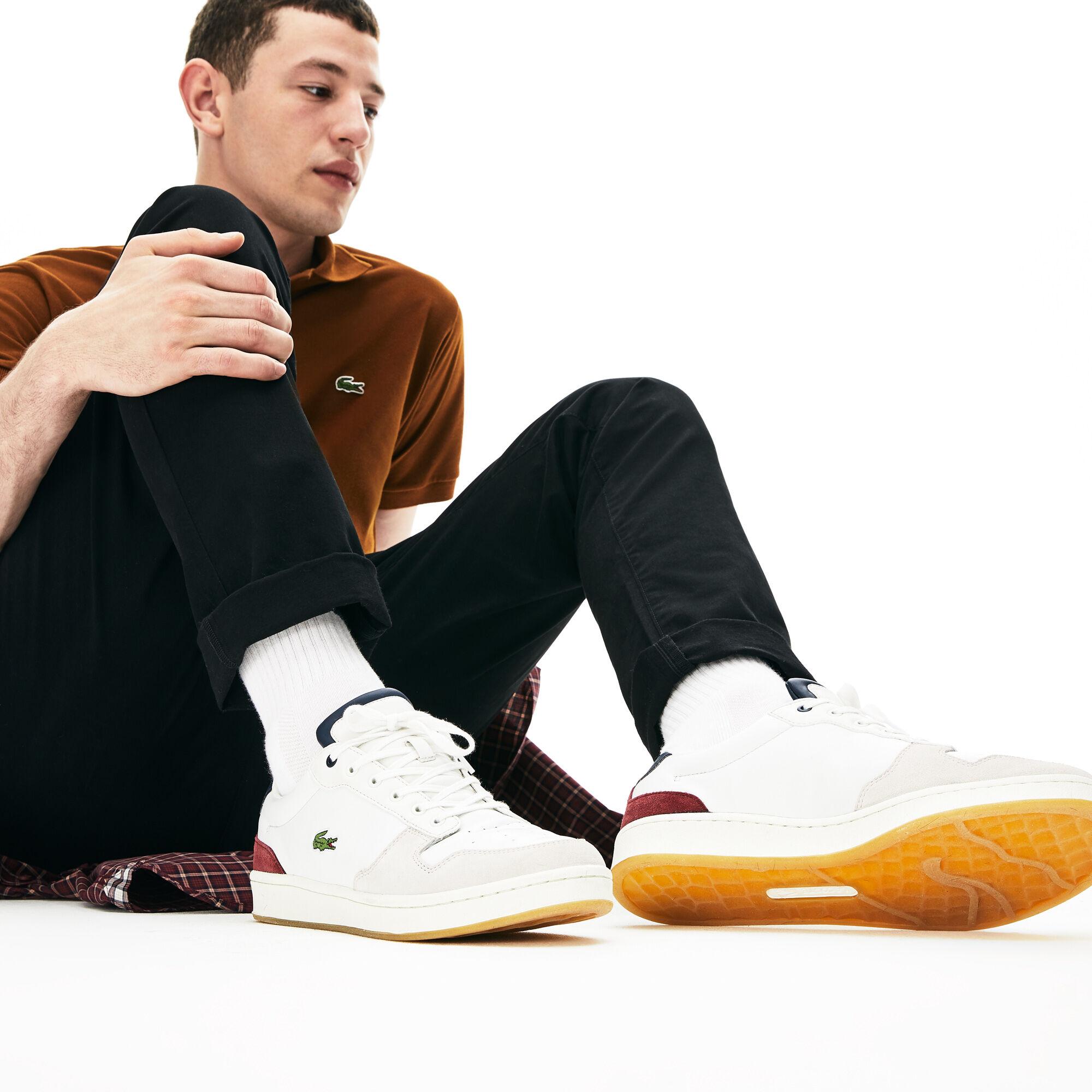 حذاء رياضي للرجال ثلاثي اللون من مجموعة Masters Cup