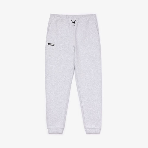 Men's Jogging Pants With Badge