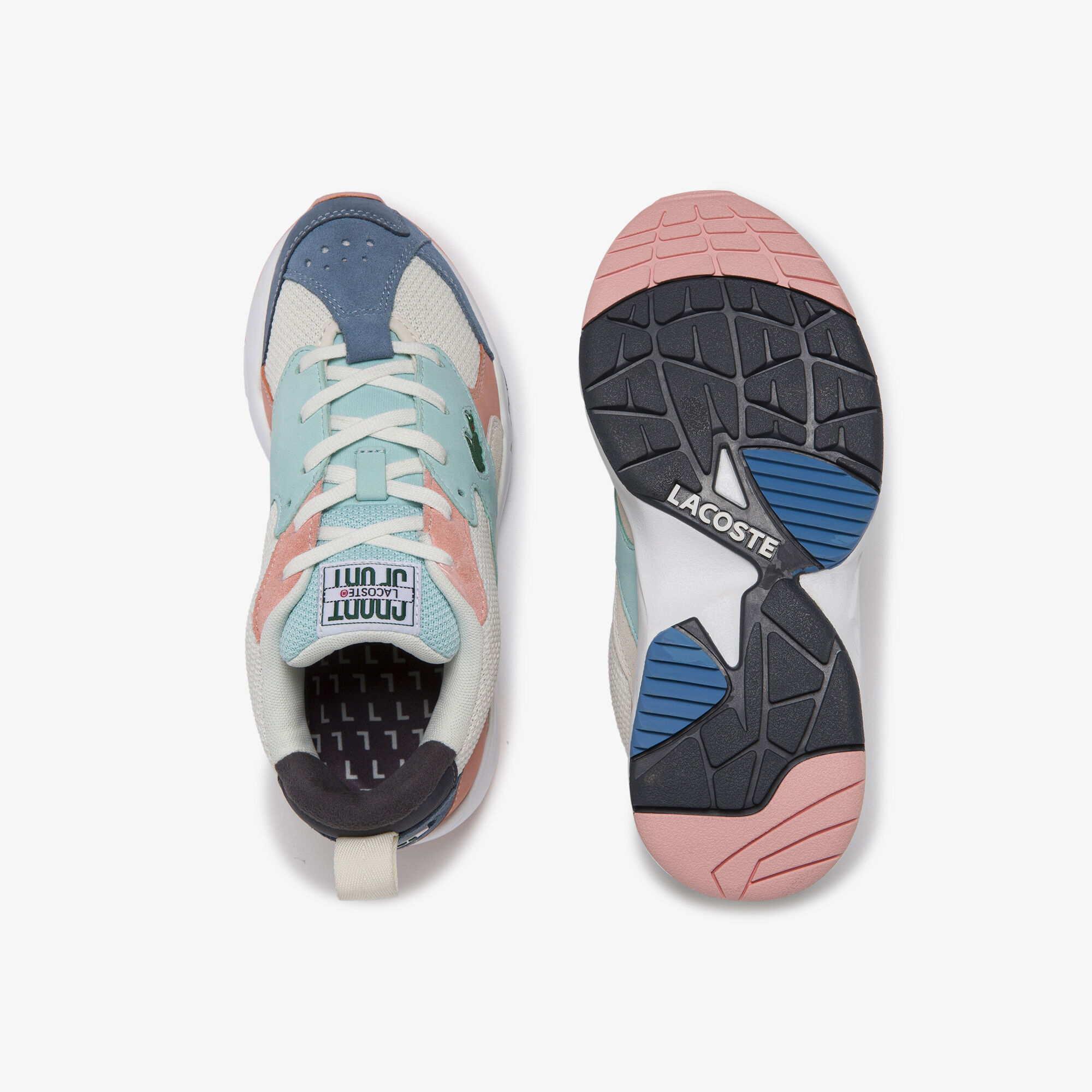 Women's Storm 96 Textile and Suede Sneakers