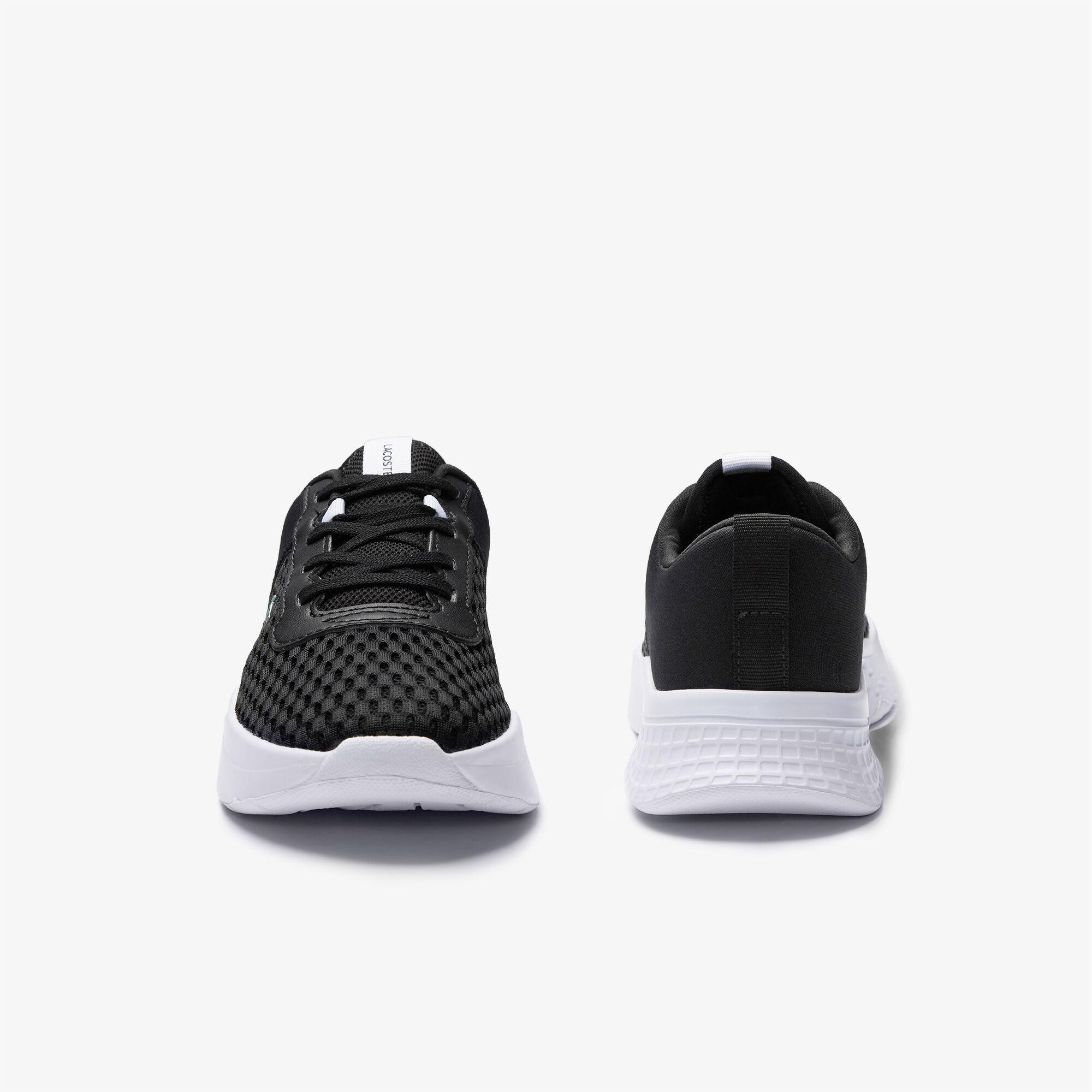 حذاء رياضي من النسيج المحبوك المرن والشبكي مجموعة Court-Drive للأطفال