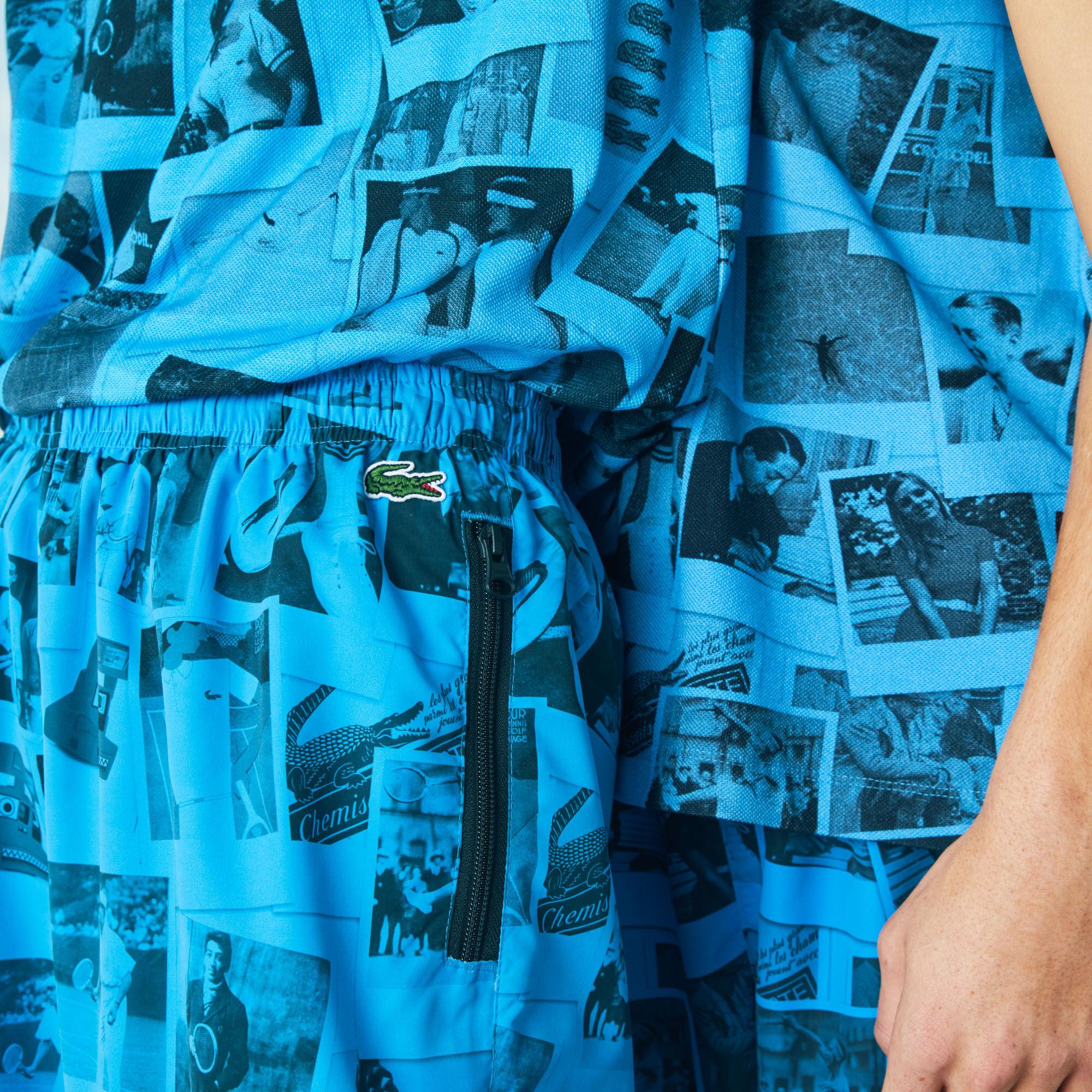 Unisex Lacoste LIVE Polaroid Collaboration Tracksuit Pants