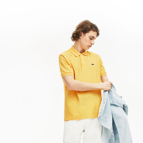 قميص بولو بقصة كلاسيكية من مجموعة L.12.12