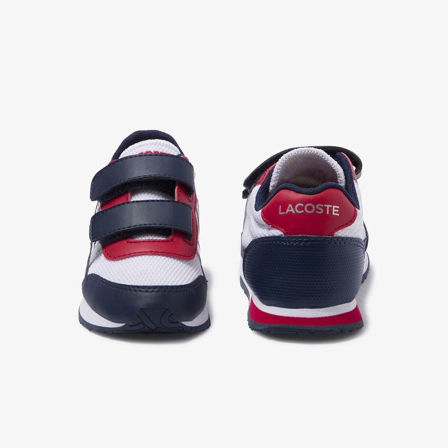 Infants' Partner Textile and Synthetic Sneakers