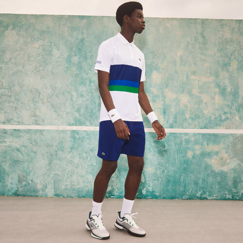Men's Lacoste Sport X Novak Djokovic Lightweight Stretch Shorts