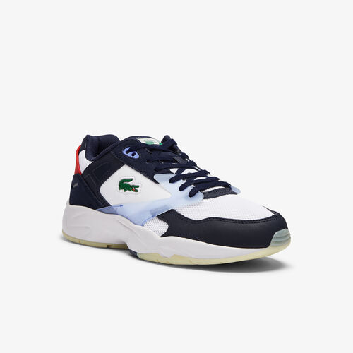 Men's Storm 96 Lo Textile And Leather Trainers
