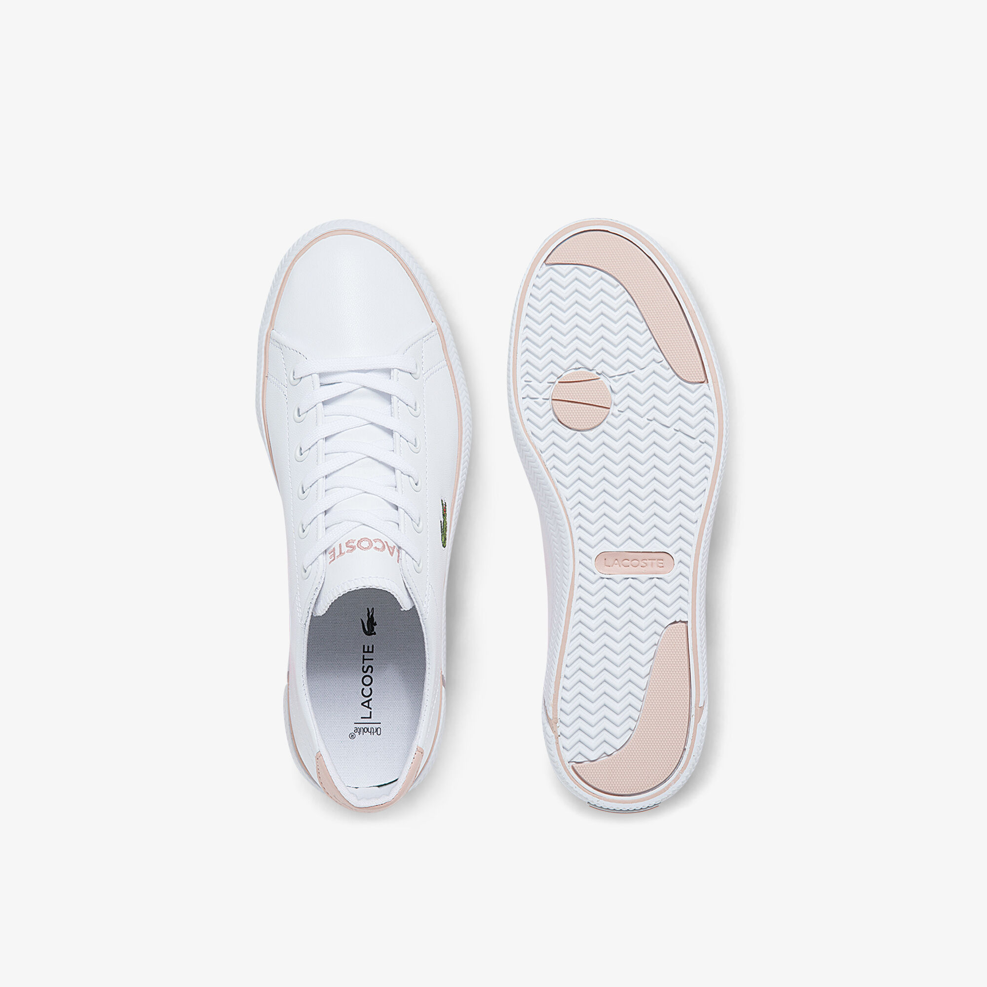 Women's Gripshot BL Leather and Synthetic Trainers