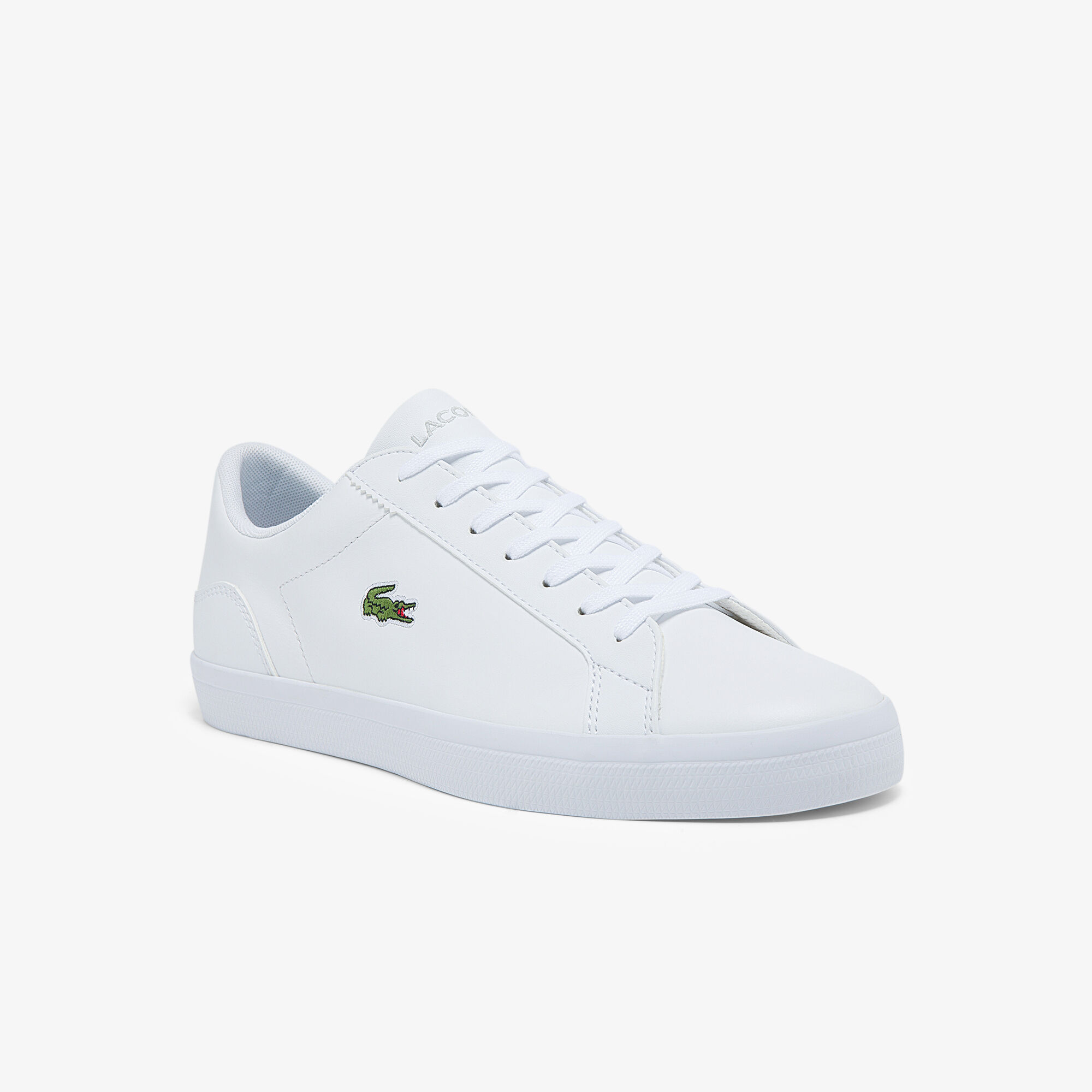 Men's Lerond Leather and Synthetic Sneaker