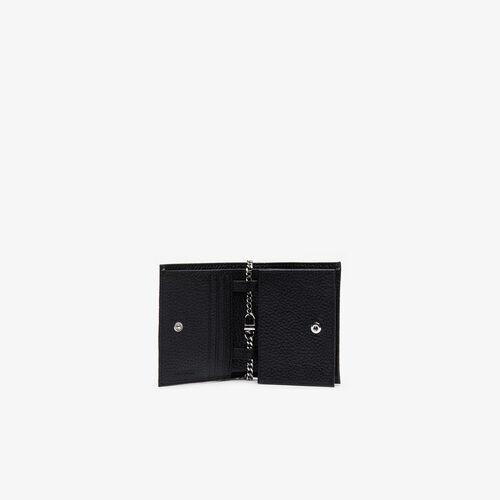 Women's Croco Crew Grained Leather Phone Wallet