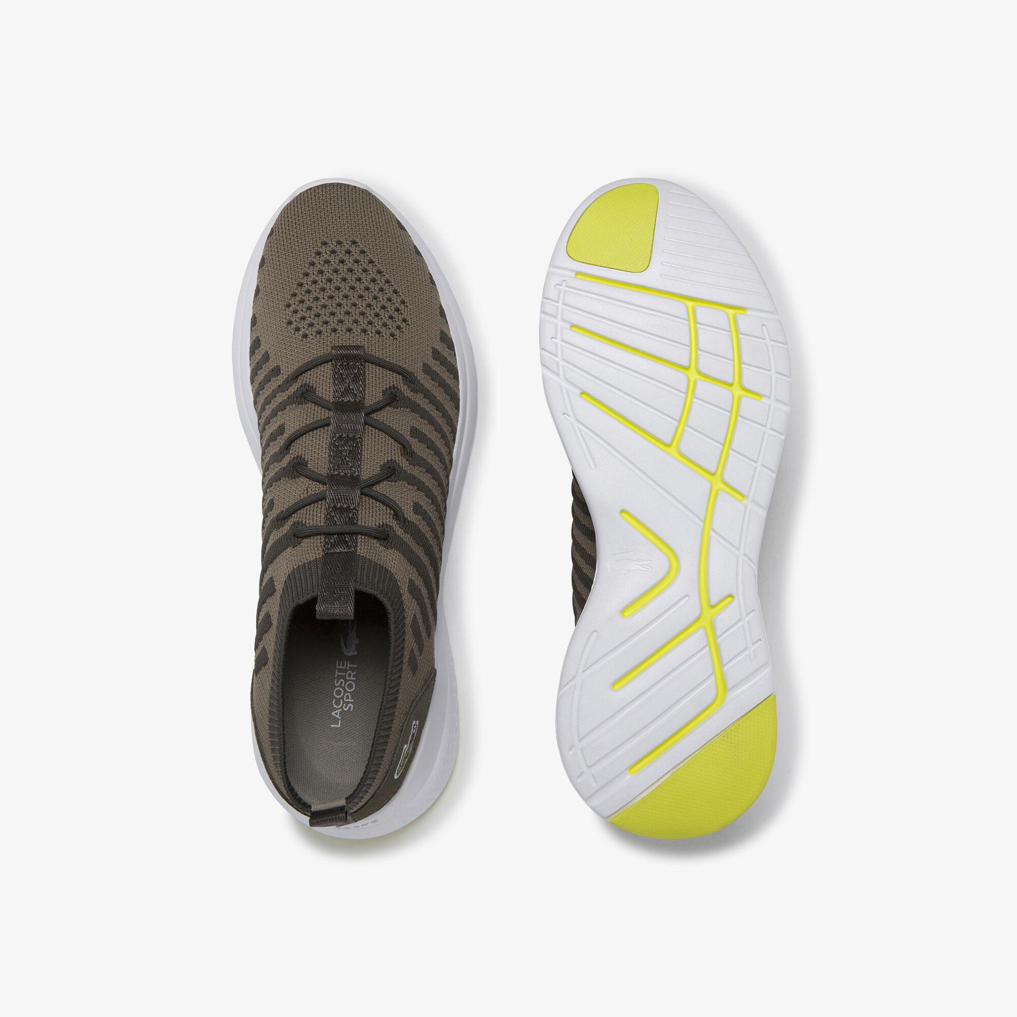 Men's LT Fit-Flex Colour-pop Textile and Suede Trainers