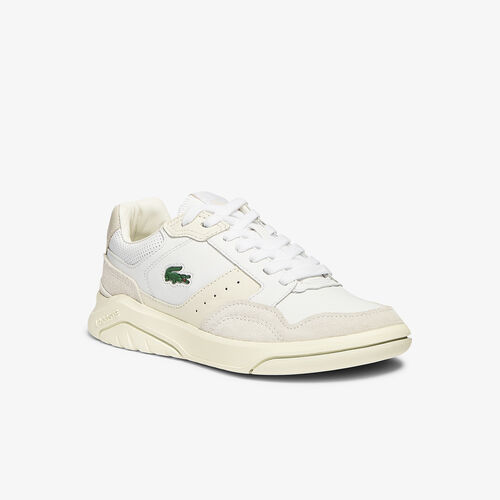 Women's Game Advance Luxe Leather And Suede Trainers
