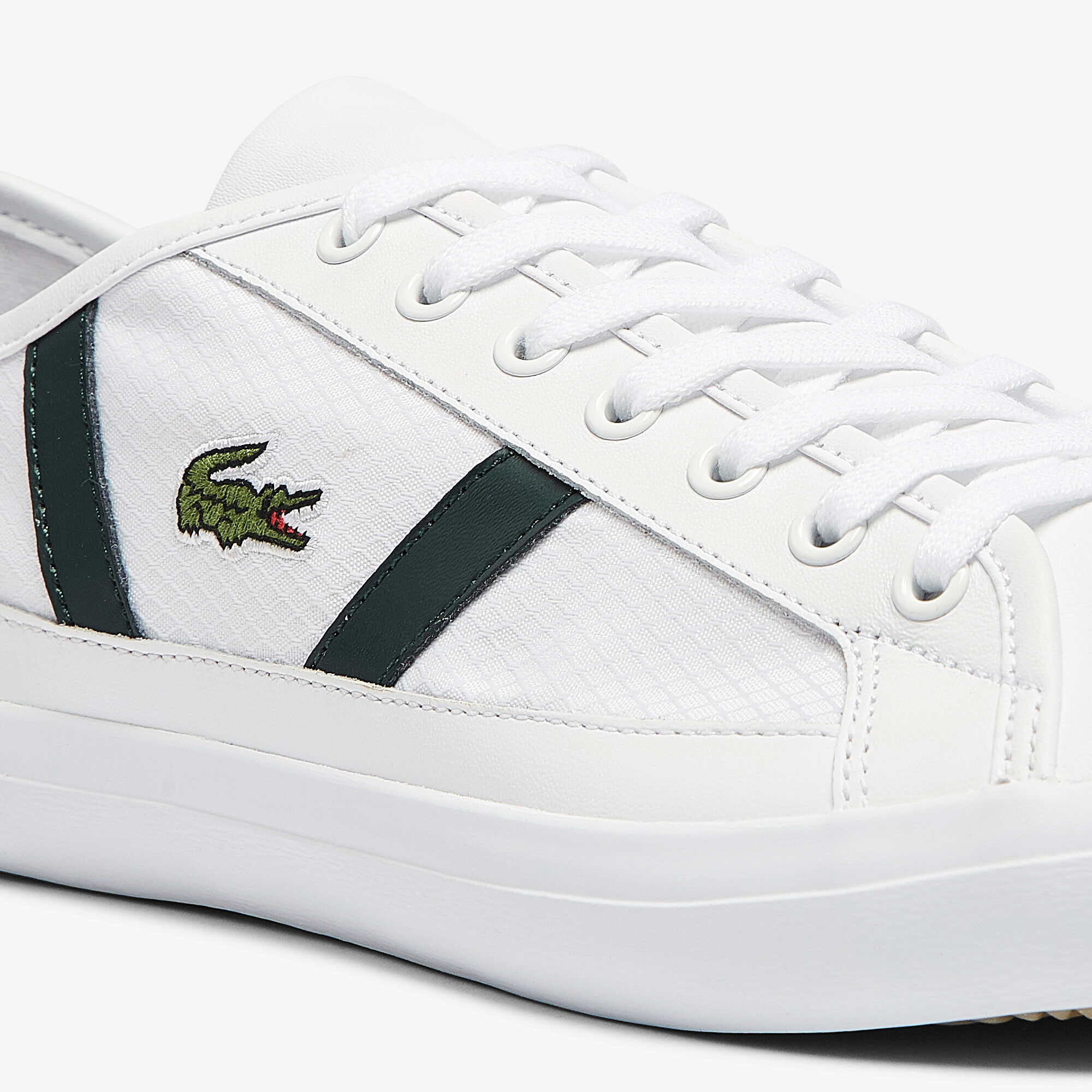 Men's Sideline Textile and Leather Trainers
