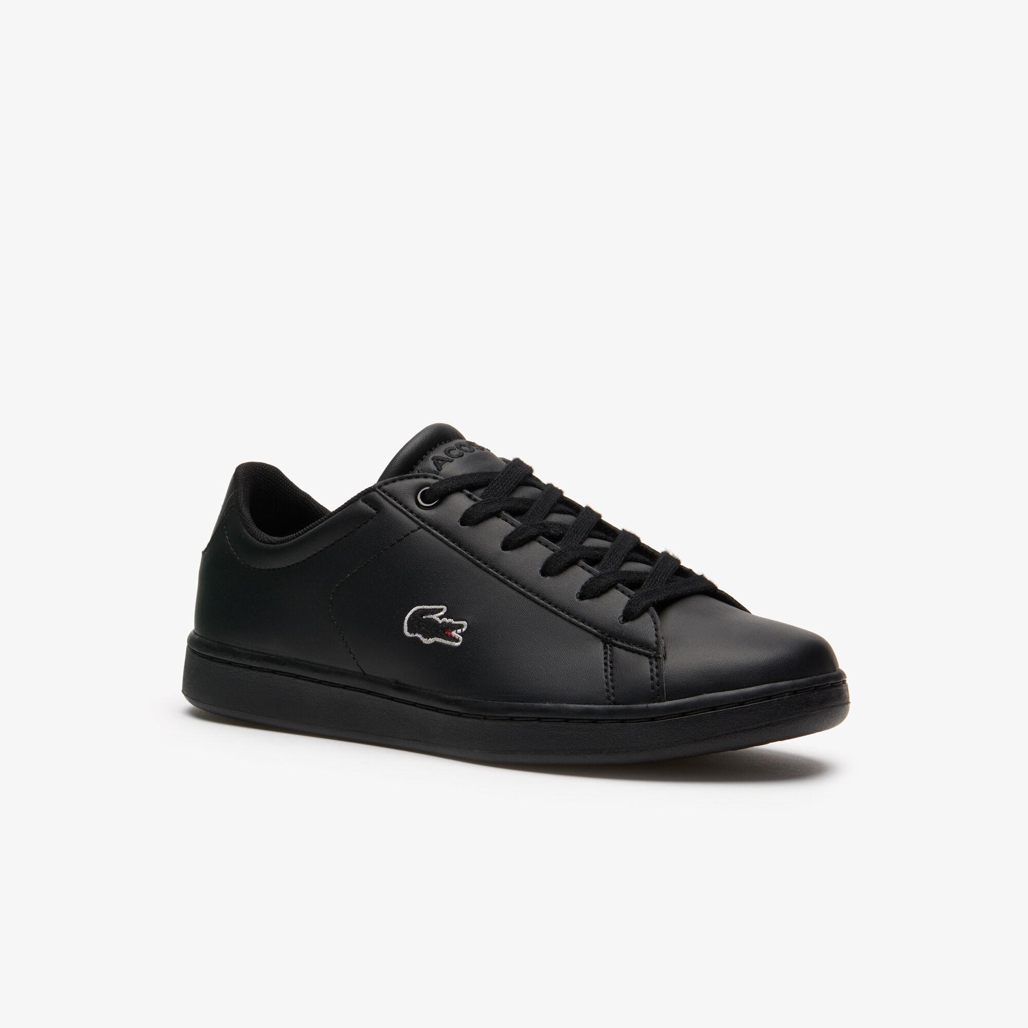 حذاء رياضي بأربطة من مواد صناعية وبطانة شبكية مجموعة Carnaby Evo للصغار