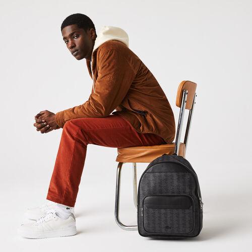 Men's The Blend Monogram Canvas Backpack