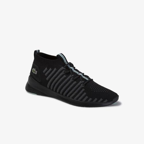 Men's Lt Fit-flex Suede And Textile Sneakers