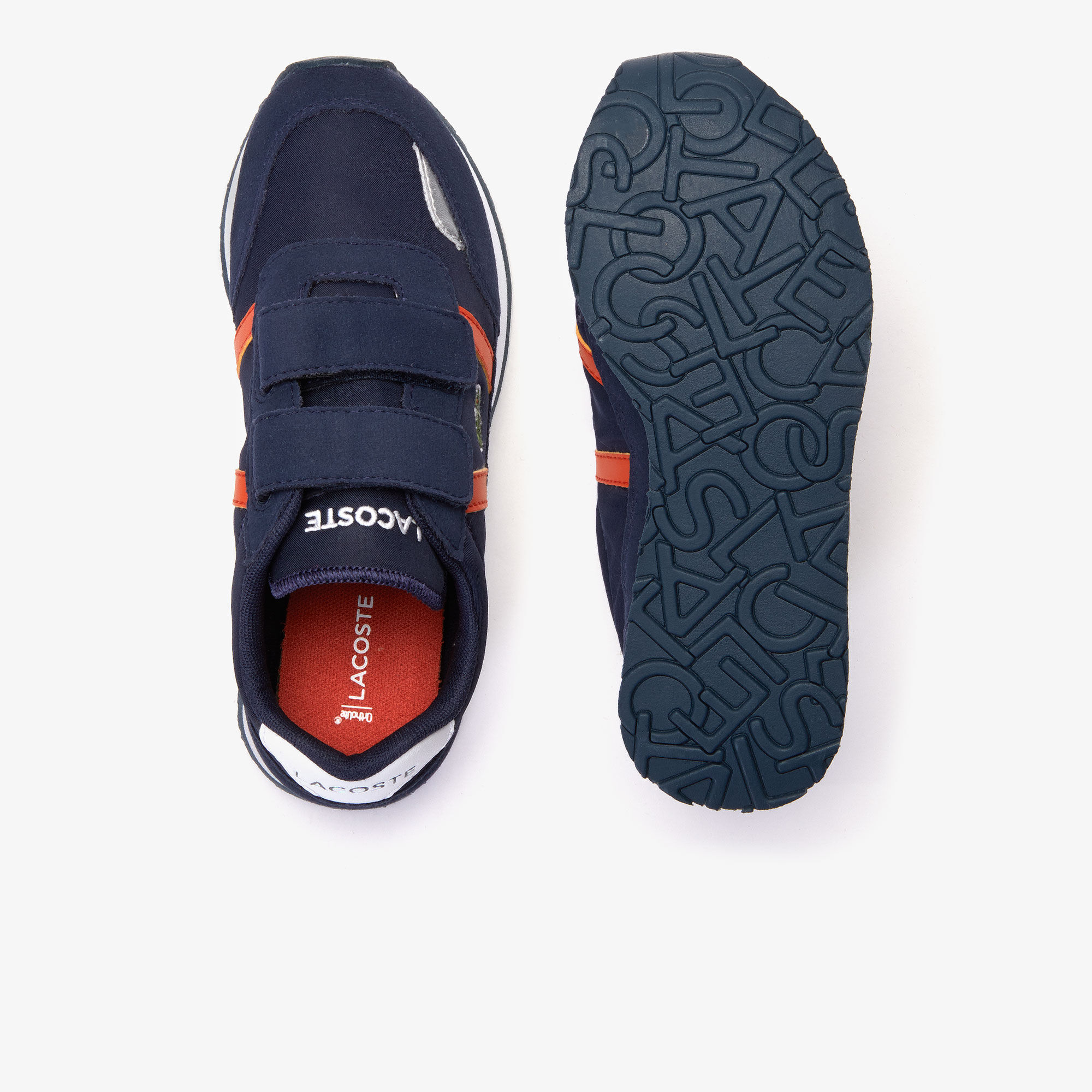 Kids' Masters Leather Trainers