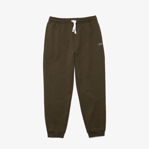 Unisex Organic Cotton Fleece Jogging Pants