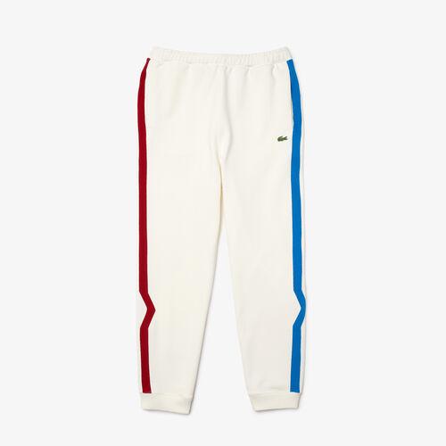 Men's Made In France Organic Cotton Fleece Jogging Pants