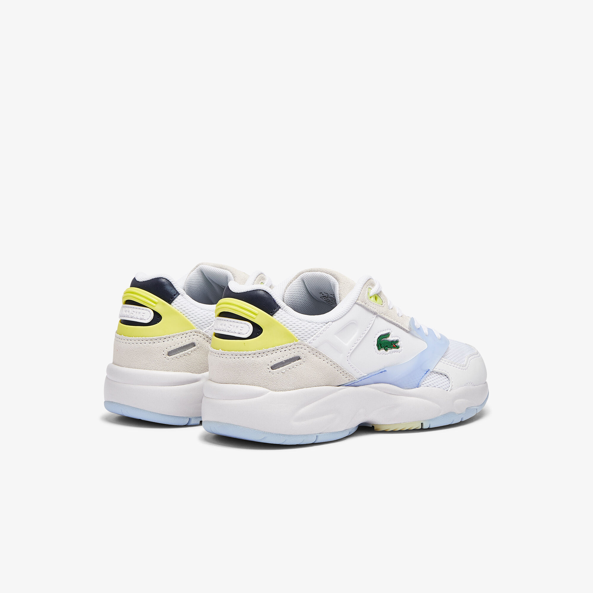 Women's Storm 96 Lo Textile and Leather Trainers