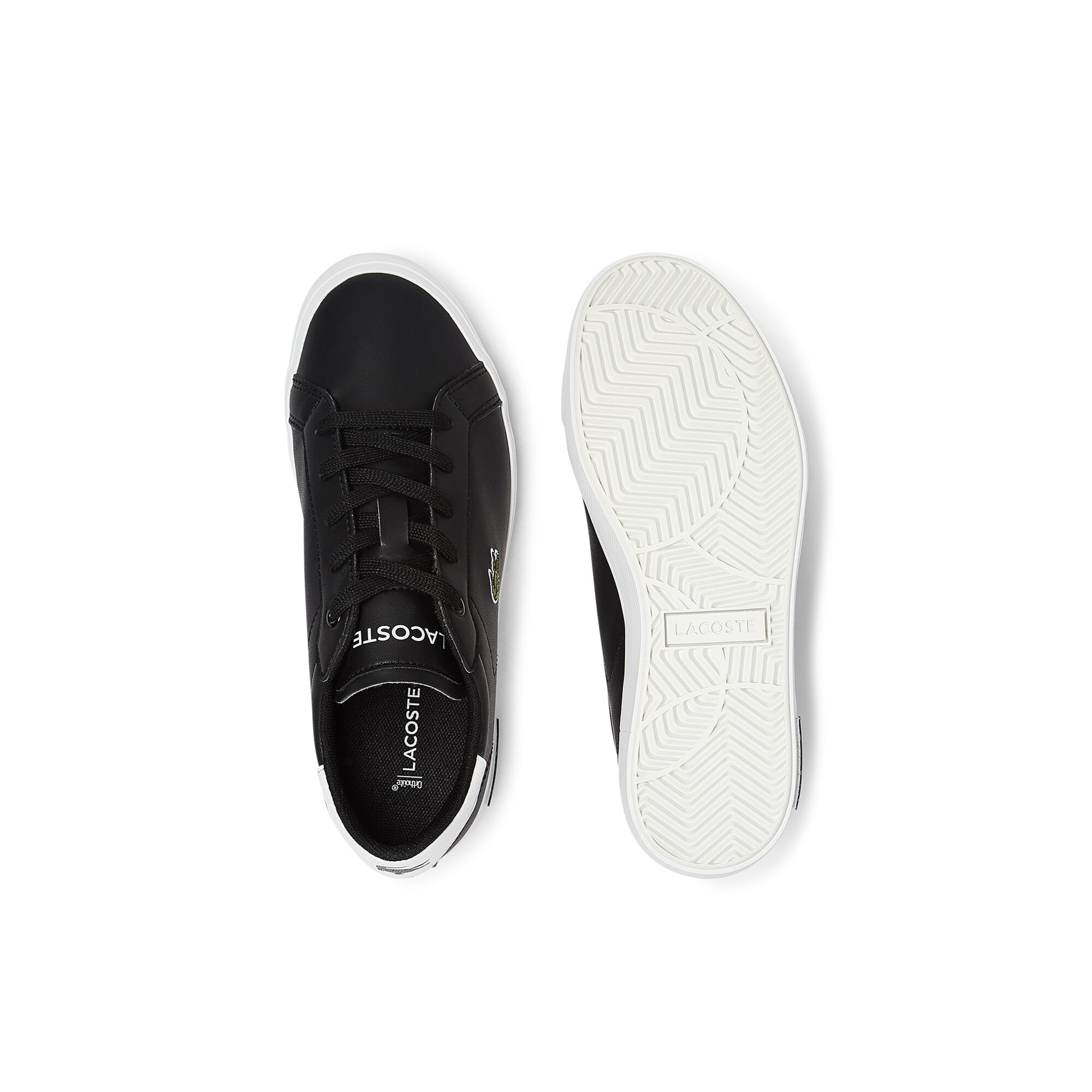 Children's Powercourt Synthetic Trainers
