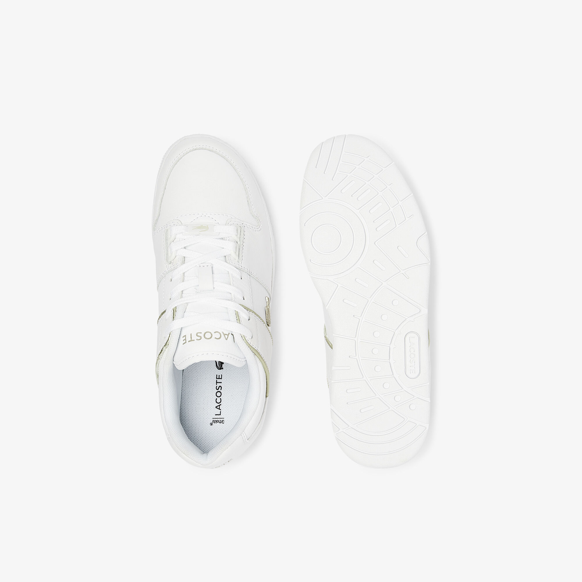 Women's Thrill Leather and Synthetic Trainers