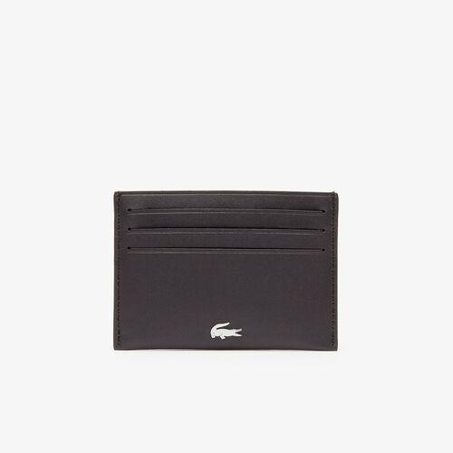 Men's Fitzgerald Credit Card Holder In Leather
