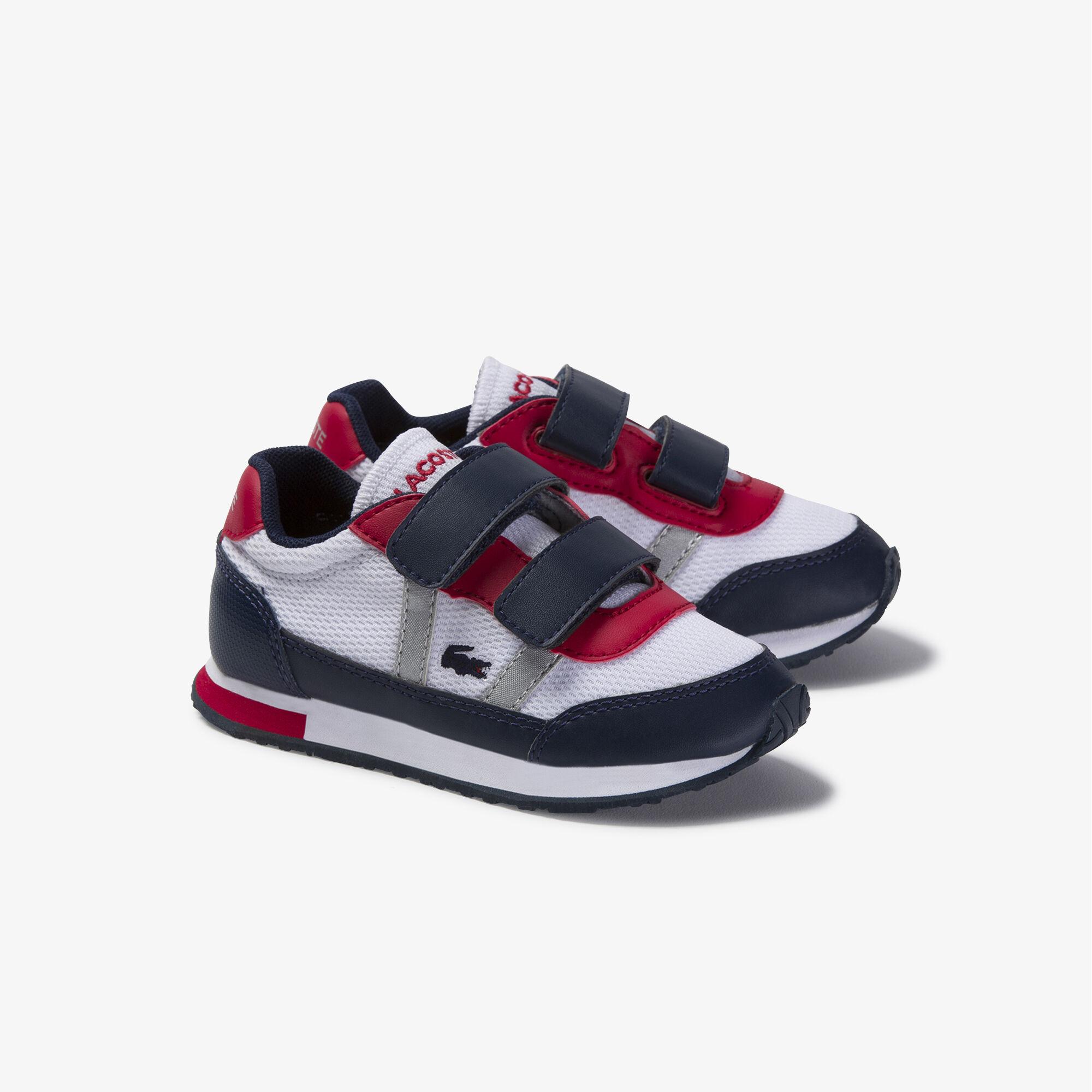 حذاء رياضي من القماش والمواد الاصطناعية من مجموعة Partner للرُضع