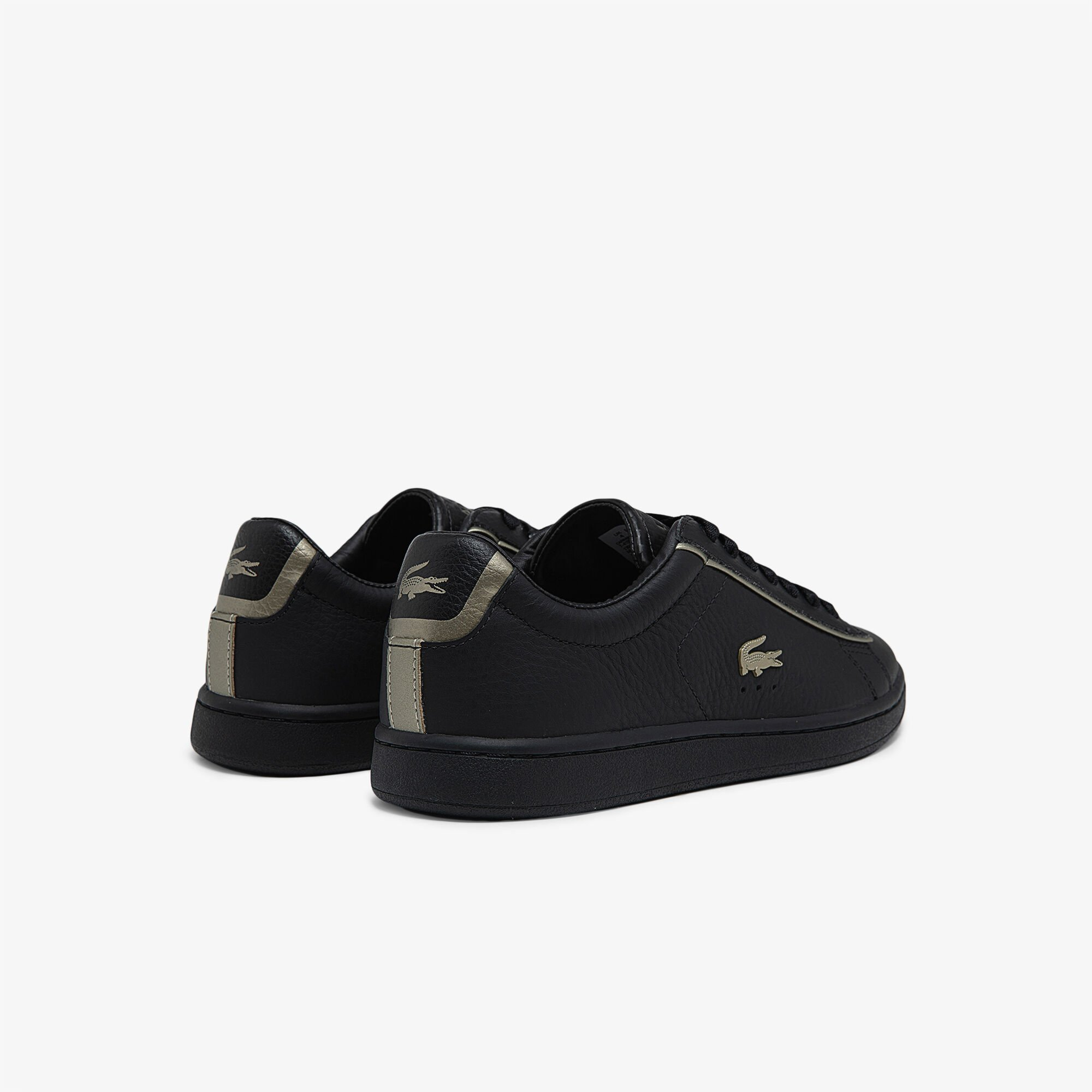 Women's Carnaby Evo Leather Platinum Detailing Sneakers