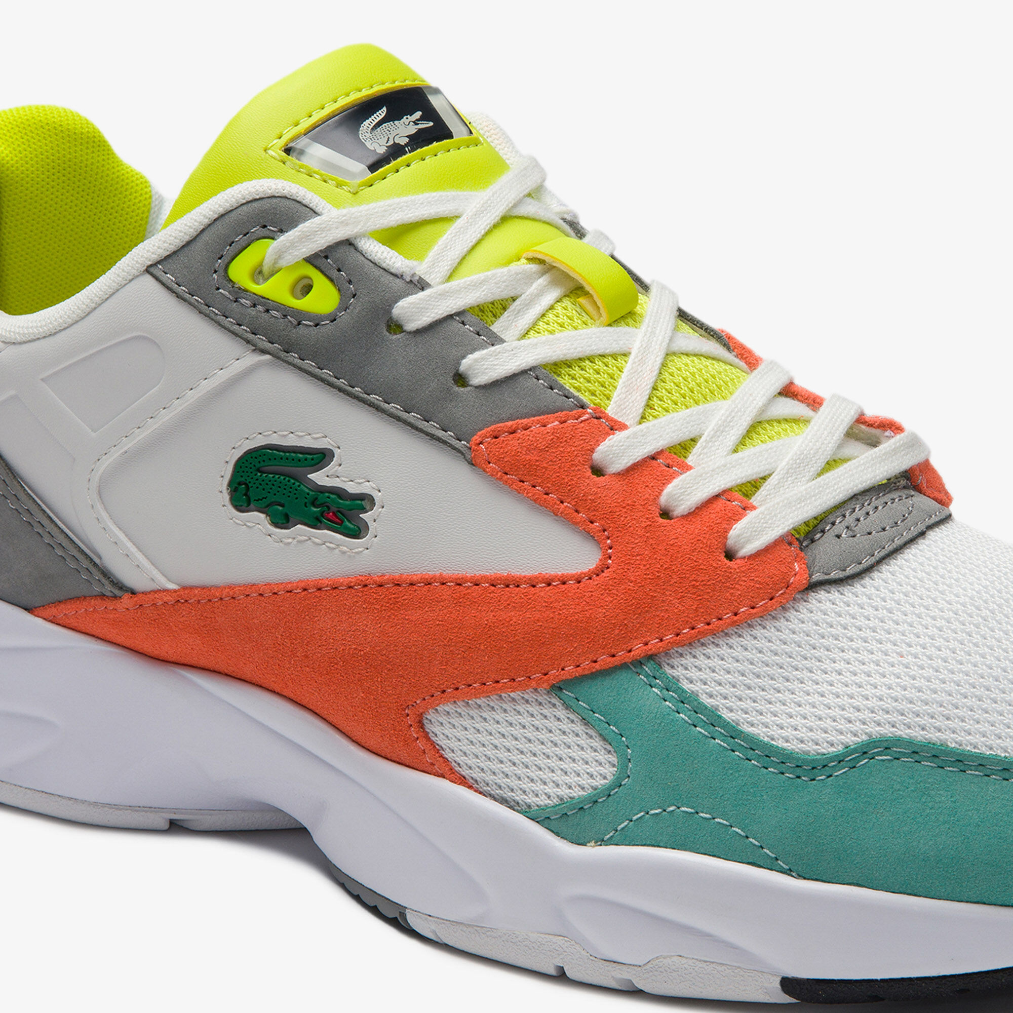 Men's Storm 96 Textile, Synthetic and Leather Trainers