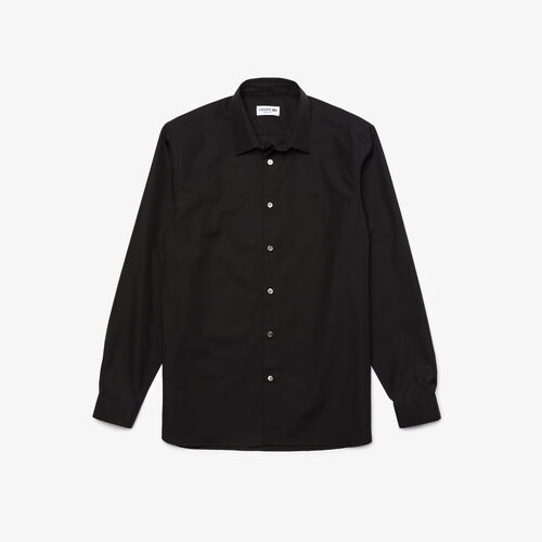 Men's Regular Fit Premium Cotton Poplin Shirt