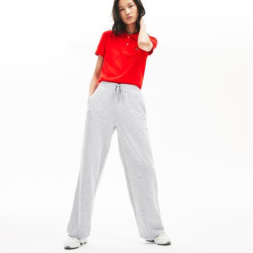 Women's Cotton Fleece Trackpants