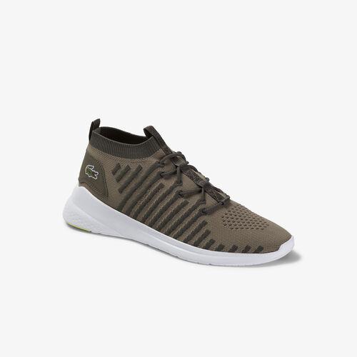Men's Lt Fit-flex Colour-pop Textile And Suede Sneakers