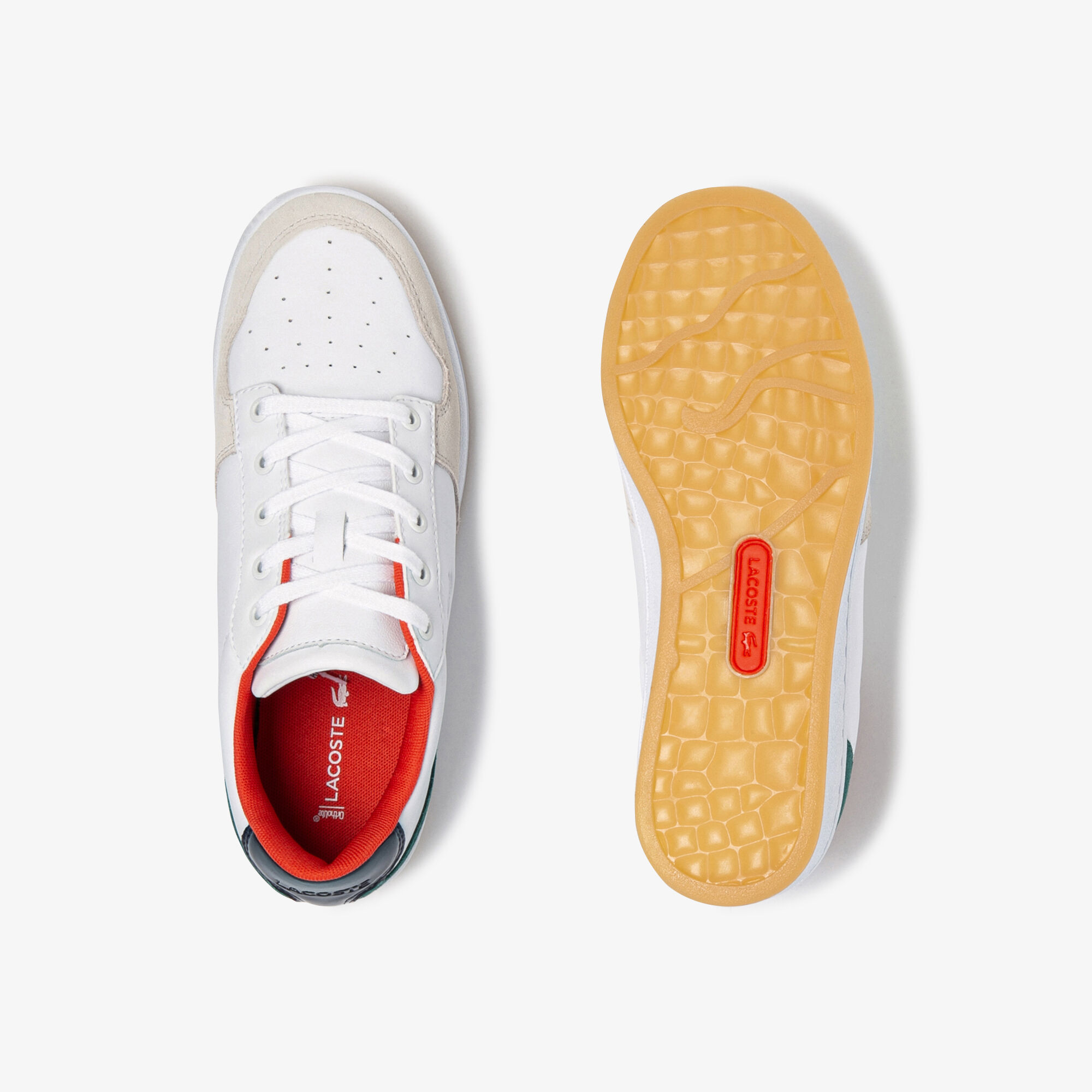 Men's Masters Cup Leather and Suede Trainers